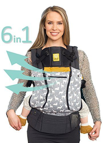 Sixposition 360 Ergonomic Baby Child Carrier By Lillebaby The