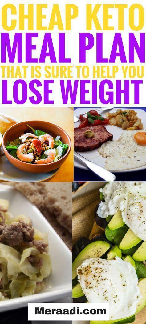 college keto diet meal plan