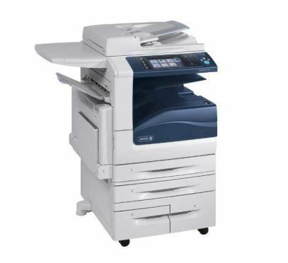 Details About Xerox Workcentre 7525 A3 Color Laser Multifunction