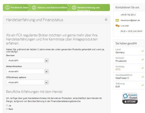 Deutsche forex broker schlecht