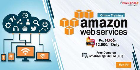 Learn Aws Online Training And Build Aws Skills With Nareshit Online Training Train Interview Preparation