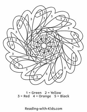 Color By Number Mandala Coloring Pages Skull Coloring Pages Coloring Pages
