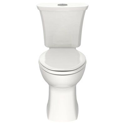 American Standard Edgemere 1 6 Gpf Elongated Two Piece Toilet