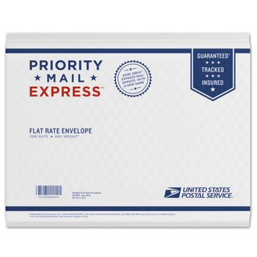 Priority Mail Express Padded Flat Rate Envelope Pack Of 5