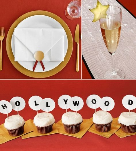 Hollywood Red Carpet Party — Celebrations at Home