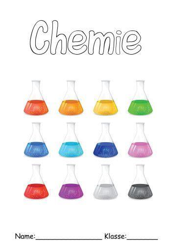 deckblatt für chemie