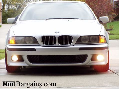 M5 Style Front Bumper For 1998 2002 Bmw 5 Series E39 Bmw Bmw
