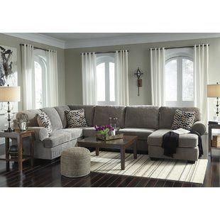 Sctl Scott Living Reversible Sectional Wayfair Modern Furniture Living Room Small Living Room Decor Living Room Interior