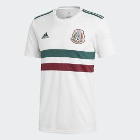 Adidas Mexico Away Jersey White Adidas Us In 2020 Mexico Away Jersey Mexico Soccer Jersey Mexico National Team