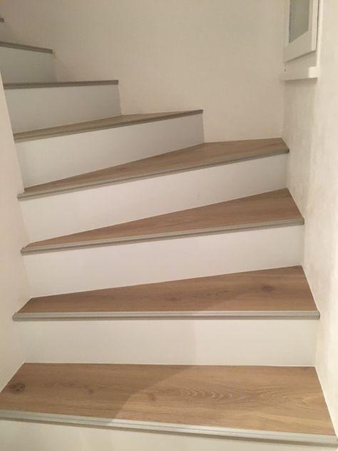 Les 10 Erreurs A Ne Pas Commettre Avant De Debuter Vos Travaux De Peinture Escalier Carrelage Renovation Escalier Bois Escalier Bois