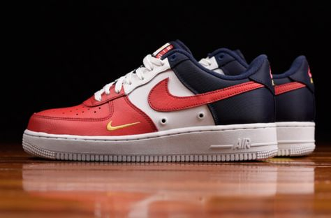 info for f8557 2be48 Celebrate The 4th Of July With This Nike Air Force 1 Low