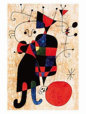 Surrealismo Abstracto Pintor Español Cuyas Obras Recogen Motivos Extraídos Del Reino De La Memoria Y El Subconscie Joan Miro Paintings Miro Paintings Joan Miro