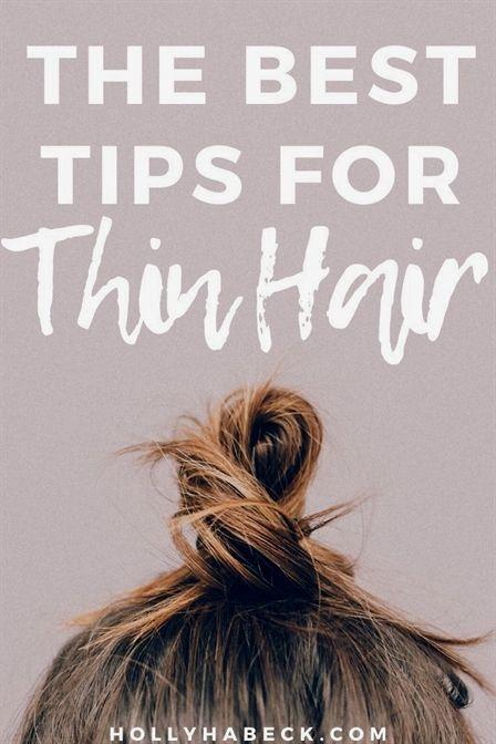24+ Messy bun fine hair trends