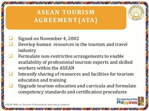 8 best Asean Tourism Agreement images on Pinterest Hiking - training agreement