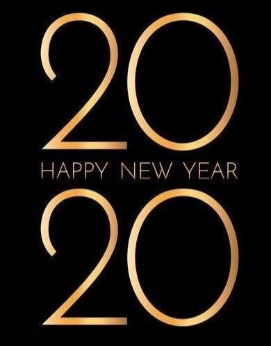 Happy New Year 2020 Happy New Year Happy New Year Everyone Newyear