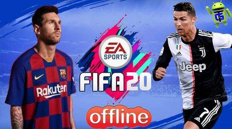 FIFA 20 Mobile Offline Mod APK New Kits 2020 Download – Apk Mod Game