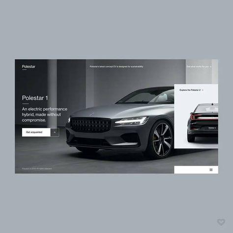 "Web Design Inspiration (UI/UX) on Instagram: ""by Jesus Sandrea @iamjesussandrea Follow us @welovewebdesign - Link: https://dribbble.com/shots/10463460 - More daily inspiration?…"""