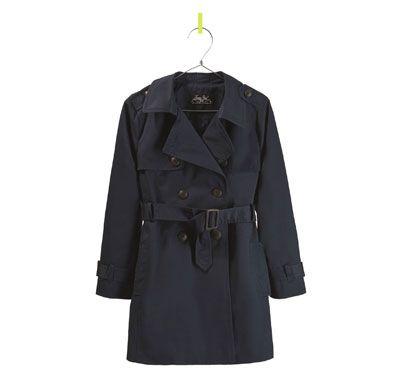 Trinity Classic Coat | Ness clothing