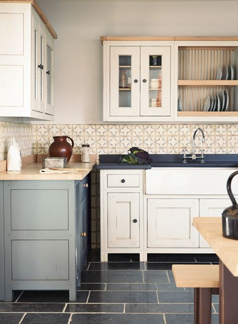 Stylish Free Standing Kitchen Cabinets With Countertops Free