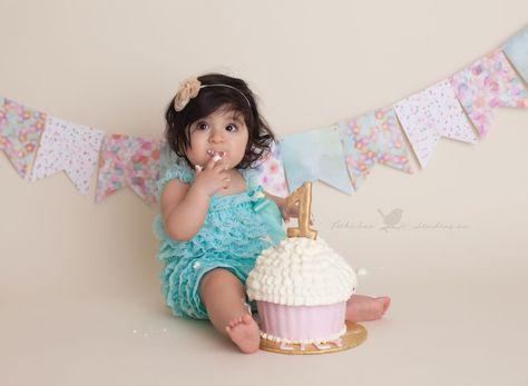 Cake Smash Peekaboo Studios Photography Toronto Baby ...