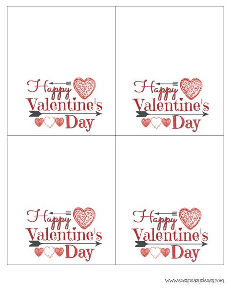 Free Printable Valentine Treat Bag Toppers Are you looking for a sweet way to hand out Valentine Treats? You can add an special touch to favor bags with free printable Valentine Treat Bag Toppers. Valentines Day Bags, Kinder Valentines, Valentine Gifts For Kids, Valentine Day Cards, Valentine Treats, Free Printable Valentine Cards, Valentine Bingo, Valentine's Day Printables, Easter Printables