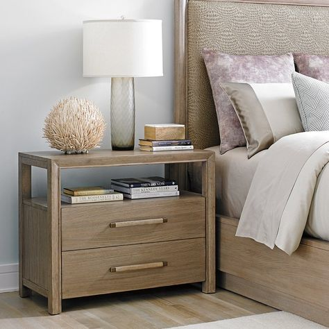 Lexington Shadow Play Curtain Call 2 Drawer Nightstand | Wayfair