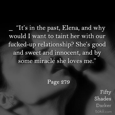 """50 Shades Of Grey Dirty Quotes Endearing Looking For A Pickmeup Check Out This Quote From """"50 Shades Of"""
