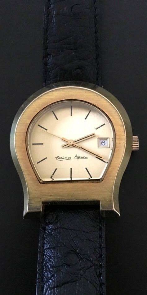 ausgewähltes Material noch eine Chance am besten verkaufen Ebay Herrenuhren Etienne Aigner Herren Automatik Uhr Vintage ...