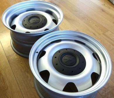 Banded Steel Wheels For Sale Banded Steelies Wide Wheels Wheel Banding Service Customvwgolfmk2 Vw Wheels Steel Wheels Volkswagen