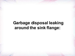 Garbage Disposal Leaking Easy Steps To Fix It In 2020 Garbage Disposal Kitchen Garbage Disposal Garbage Disposal Replacement