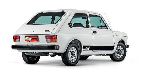 Grandes Brasileiros Fiat 147 Rallye Carros E Caminhoes Super
