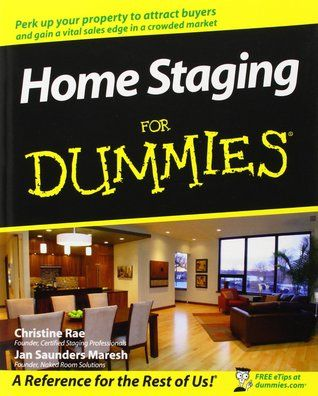 PDF DOWNLOAD] Home Staging for Dummies by Christine Rae Free