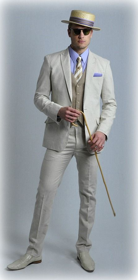 Dress code Men on Pinterest | The Great Gatsby, Gatsby and ...