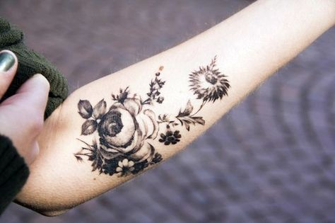 Znalezione Obrazy Dla Zapytania Tatuaże Na Przedramieniu