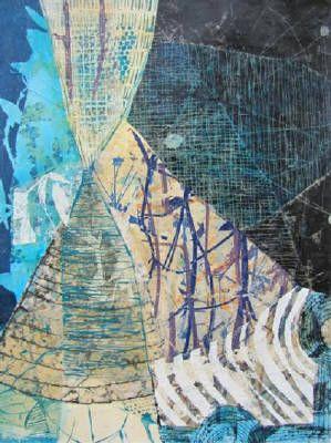 Eva Isaksen - Blue Dance