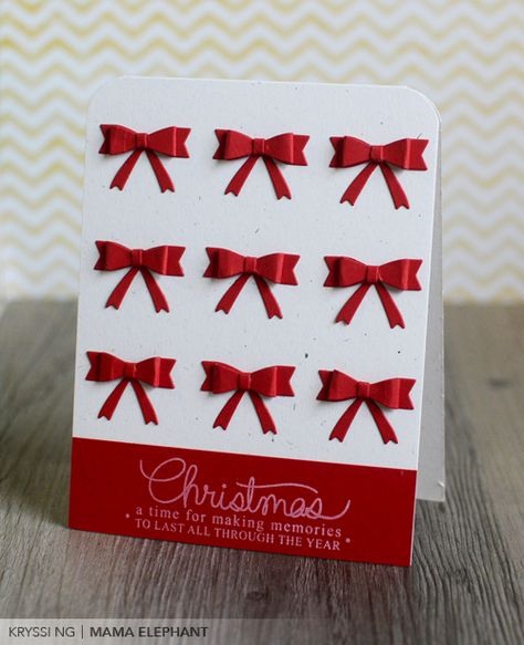 mama elephant | design blog: First Look: Merry Greetings, Cozy Christmas
