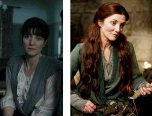 Top 10 Actors Were In Harry Potter And Game Of Thrones Michelle Fairley Michelle Fairley Harry Potter Top 10 Actors