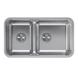 Elkay Eluhaqd32179 Undermount Stainless Steel Sink Steel