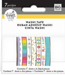 Washi Tape - Miss Maker – me & my BIG ideas | Family planner