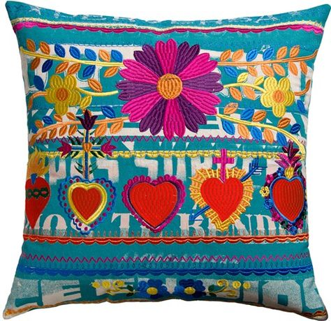 Koko Company Mexico 22 x 22 Pillow