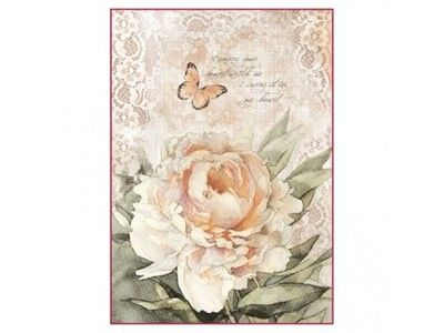Przedmioty Uzytkownika Paperconcept Strona 48 Allegro Pl Vintage Paper Printable Vintage Roses Paper Roses