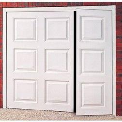 Pin On Side Hinged Garage Doors