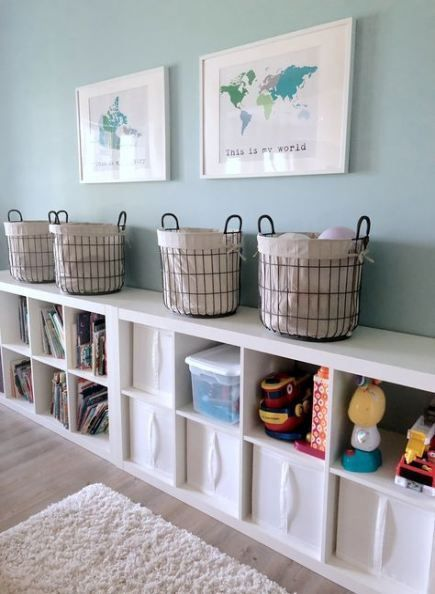 A Comprehensive Overview On Home Decoration In 2020 Storage Kids