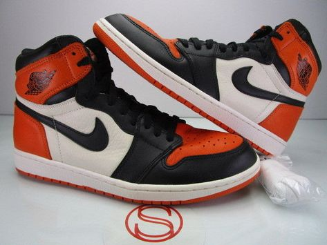 52a625e50618f3 Details about Nike Air Jordan Retro 1 OG High Shattered Backboard ...