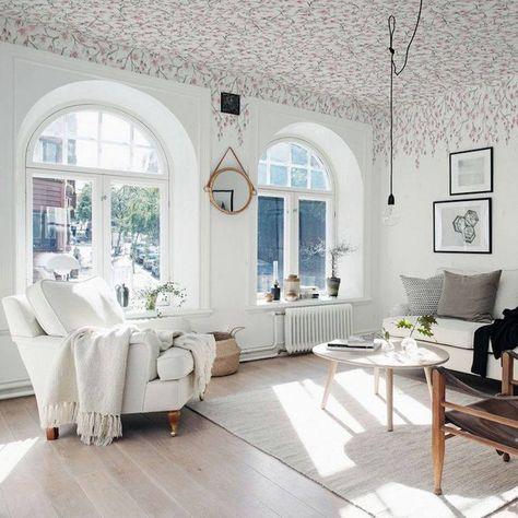 Die Decke Tapete Ist Trendy Entdecken Sie Unsere Inspirierenden