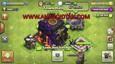 clash of clans apk free download 2018
