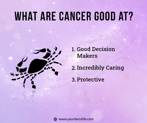 Cancers wear their hearts on their sleeves, but they have a range of emotions going on inside, which can at times make them seem overly sentimental. #tarot #tarotcards #tarotreading #tarotreader #tarotreadersofinstagram #witch #love #astrology #zodiacs #aries #spiritual #mars #meditation #taurus #gemini #cancer #leo #virgo #cancerzodiac #scorpio #sagittarius #capricorn #tarotlife #horoscope #astrology