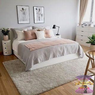 غرف نوم بنات مودرن للصبايا من احدث ديكورات غرف الفتيات المراهقات 2021 Interior Design Bedroom Bedroom Decor Bedroom Interior