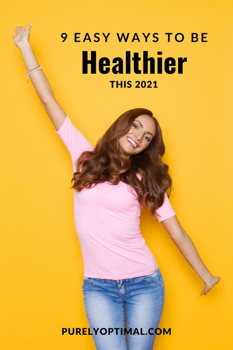 Wondering what you can do to be healthier? We're giving you a nine-step guide to starting your journey to a healthier & happier you. Download our FREE eBook, which provides actionable health tips you can do every day. #healthylifestyle #healthytips #healthyliving #healthiereating #healthierhabits #happinesshabits #howtobehealthy #howtobehealthier #personaldevelopment #mentalhealth #holistichealth #healthywomen #happywomen #healthierlifestyle #healthylivingmotivation