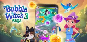 Bubble Witch 3 Saga For Android Saga Bubbles Witch